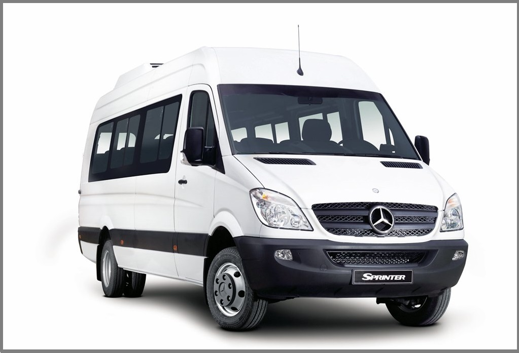 BUS 20 - MERCEDES SPRINTER